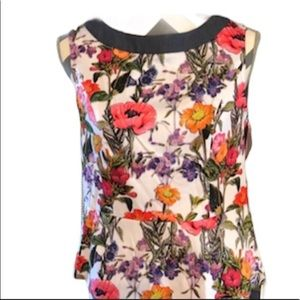 Kelly & Diane Beautiful Floral Blouse Size 4